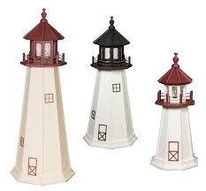 house lawn ornament lighthouse