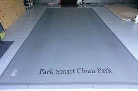 Amazing Garage Floor Mat Park Smart Special Edition Clean Park