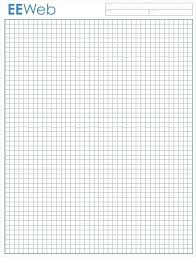 Free Grid Paper Square Template 1 Inch Graph Idea 1 Inch Grid Paper