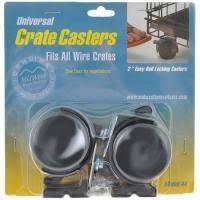 <b>MidWest колеса для клеток</b> Universal Crate Caster ...