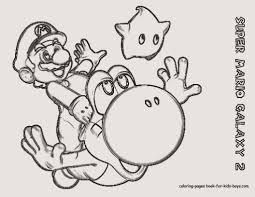 31 Super Super Mario Ausmalbilder Ausdrucken Blupebblecom