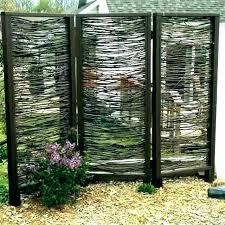 deck privacy panels outdoor screen garden screens bunnings uk scre