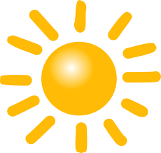 Image result for sunny weather