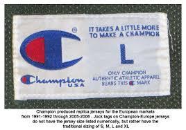 Champion Replica Jerseys Tags Labels Champion Blogger