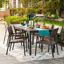 target threshold outdoor dining set. sommer patio furniture collection - threshold™ target threshold outdoor dining set l