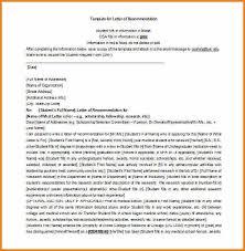 11 Recommendation Letter For Scholarship From Teacher Appeal Letter