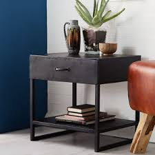 Industrial style furniture Vintage Image Is Loading Sideendlamptablemadefromironindustrial Ebay Side End Lamp Table Made From Iron Industrial Style Furniture Ebay