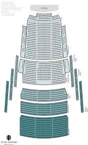 Okc Zoo Amp Seating Chart Seating Chart Oklahoma City Philharmonic