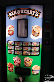 Ben And Jerry's Vending Machine Interesting Kim Bum Playing With Vending Machines Ash's Wall