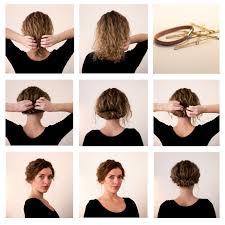 Může Dovolit Jednoduché účesy Pro Krátké Vlasy