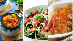 If you're looking for inspired vegetarian recipes, answers to the question what was the. 35 Vegetarian Recipes For Friday Night Dinner The Nosher