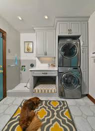 if you have extra cupboard space you can turn it into a comfortable dog bed additionally by using stackable washer dryer sets you allow extra space for