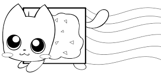 Small Picture Nyan Cat Clipart 51