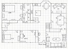 Graph Paper For House Plans Under Fontanacountryinn Com