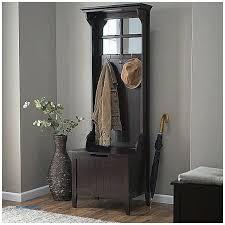 Hall Coat Racks Storage bench with coat rack plus front hall bench plus mudroom coat 68