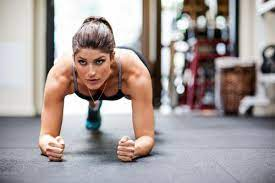 why your muscles shake during planks