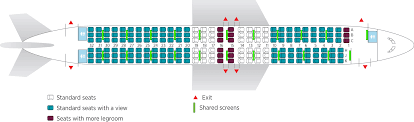 seating plan boeing 737 800 for longer international flights it s not so much of a problem but occasionally you might find yourself on a much smaller