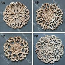 wood appliques for furniture. Exellent Furniture Small Wood Appliques For Furniture Cheap Carving Buy Quality  Fashion Directly From China Suppliers Circle Door Decoration Applique  To