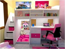 cool bunk beds with desk. Awesome Bunk Beds With Stairs And Desk Cool L