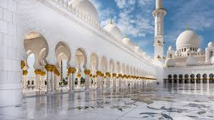 mosque hd desktop wallpaper widescreen high definition