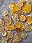 baked citrus rounds