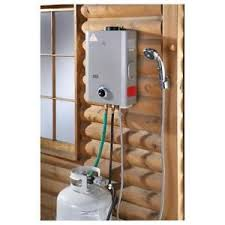 tiny house water heater. Image Is Loading LP-GAS-PORTABLE-TANKLESS-WATER-HEATER-CABIN-CAMPING- Tiny House Water Heater 1