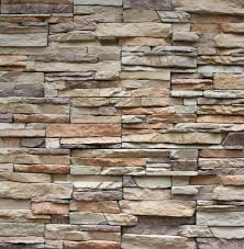Ledgestone Cultured Veneer Stacked Stone Manufactured Panels For Walls - Exterior stone cladding panels