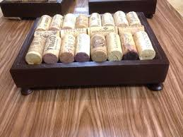 wine cork trivet my own to make frame instructions kit enthusiast ideas oval wine cork