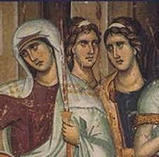 Αποτέλεσμα εικόνας για γυναικα βυζαντιο