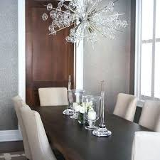 chrome and glass chandelier as well as chrome and wood dining table chrome finish ribbed glass chrome and glass chandelier