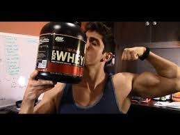 Optimum Nutrition <b>Gold Standard 100</b>% Whey Product Review ...