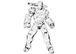 Small Picture Iron Man Coloring Pages GetColoringPagescom
