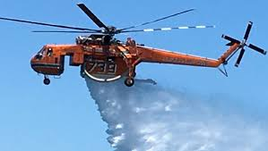 Adinfern Estate New Water Bomber To Tackle Bushfires Augusta Margaret River Mail