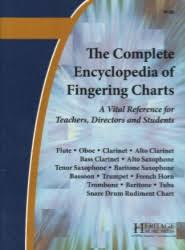 Encyclopedia Of Charts Complete Encyclopedia Of Finger Charts