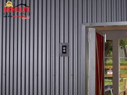 corrugated metal panel home depot e redwood siding home depot