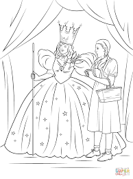 Top 76 Wizard Of Oz Coloring Pages Free Coloring Page