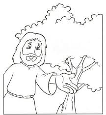 mustard seed coloring page - Coloring Pages Ideas