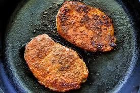 juicy baked pork chops recipe healthy