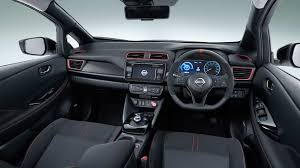 2018 nissan leaf nismo. contemporary 2018 2018nissanleafnismointerior and 2018 nissan leaf nismo s
