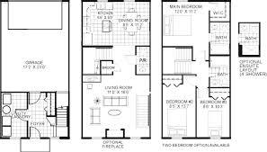 master bedroom floor plan bath walk closet ensuite plans interalle