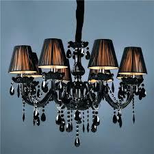 crystal and black chandelier chandeliers black chandelier with crystal black chandelier with crystals image of antique crystal and black chandelier