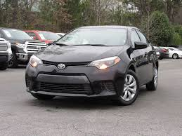 2016 Used Toyota Corolla LE at ALM Gwinnett Serving Duluth, GA ...
