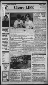 The Life from Berwyn, Illinois on August 26, 1998 · 1