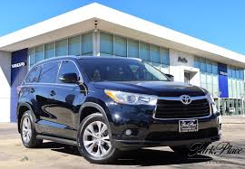 Used Toyota Vehicles For Sale - Park Place