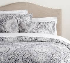 gray paisley bedding. Simple Bedding For Gray Paisley Bedding
