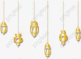 Golden Holiday Pendant Lamp Vector Png Pendant Lamp Holiday