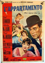 Vialibri The Apartment Movie Posterappartamento L Poster
