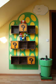 Mario Bros Bedroom Decor Love This Party Clever Super Mario Brothers Party Ideas My