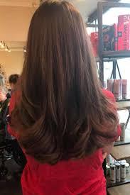 Long Hair Styles Brunette For Teens