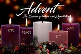 Advent Candles – Sermons That Were Never Heard
